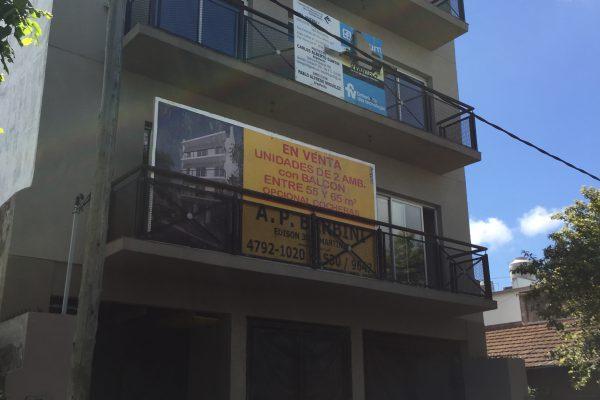 Depto a Estrenar en San Fernando. 2 Amb con Gran Balcón Parrilla y Cochera Cubierta